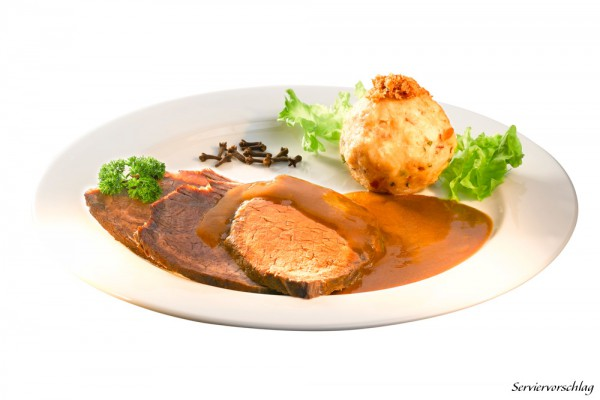 Rinderbraten in der Dose - 400g